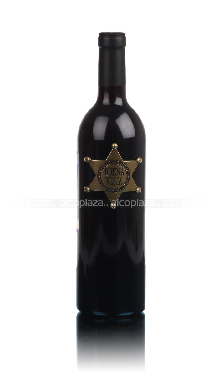 Buena Vista The Sheriff американское вино Буэна Виста Шериф