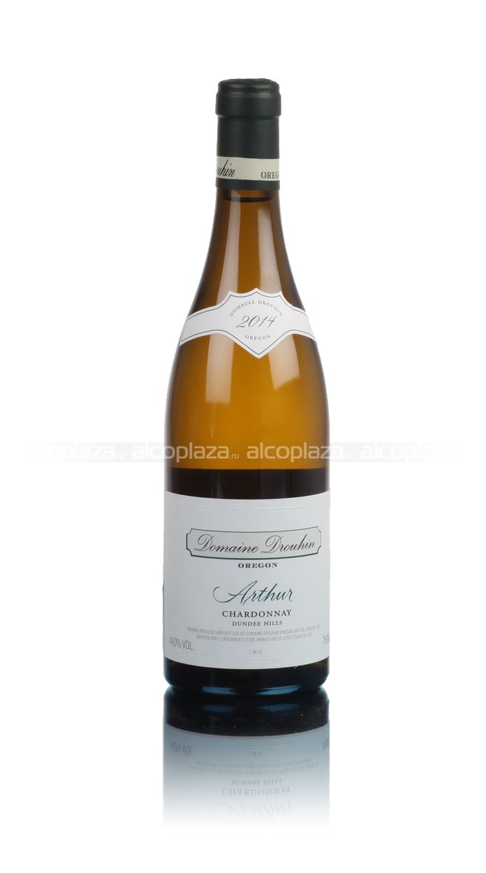 Domaine Drouhin Arthur Chardonnay Dundee Hills американское вино Домен Друэн Артур Шардоне Данди Хилс