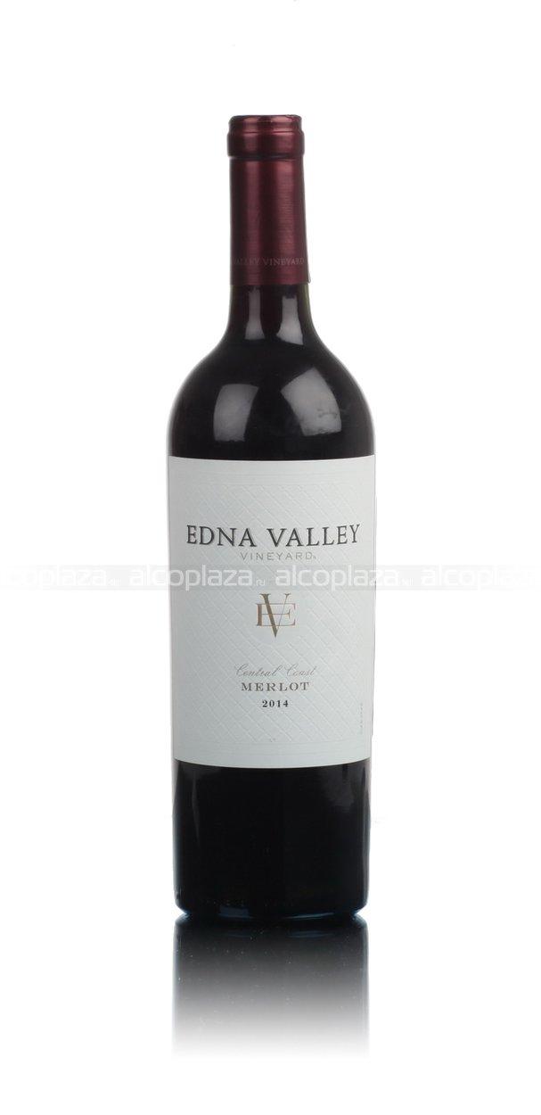 Edna Valley Merlot американское вино Эдна Вэлли Мерло