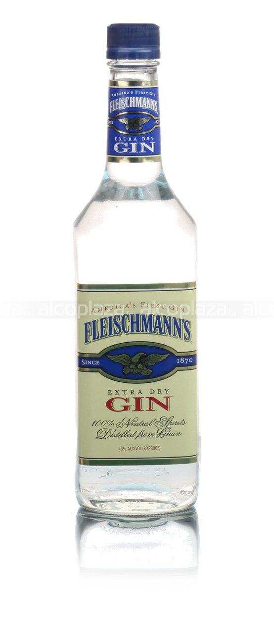 Fleischmanns Extra Dry джин Флейшманнс Экстра Драй