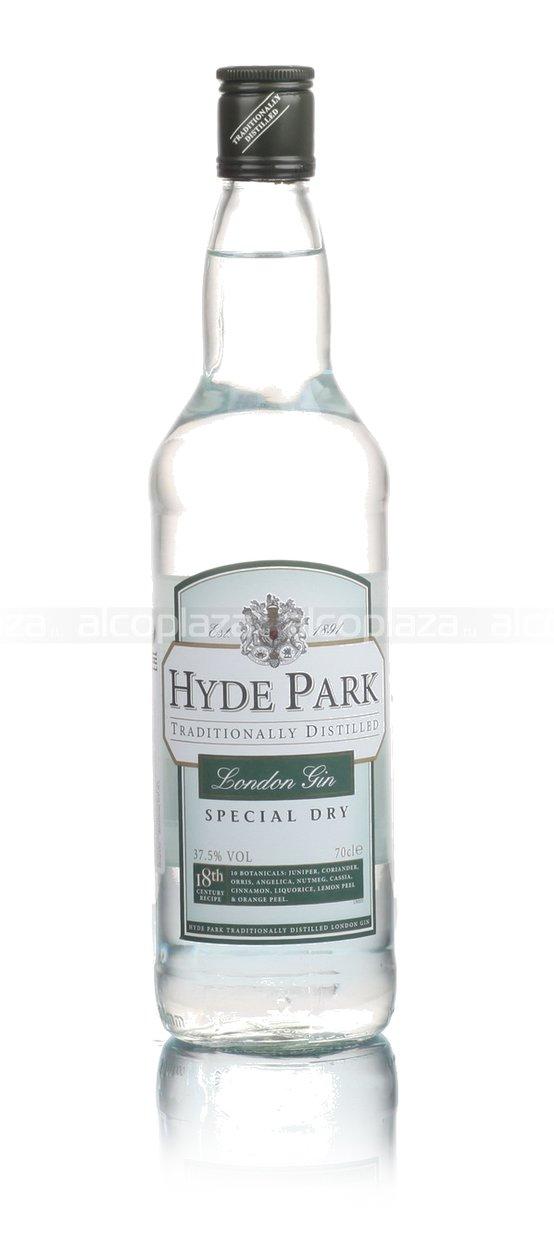 Hyde Park London Special Dry джин Гайд Парк Лондон Спешл Драй
