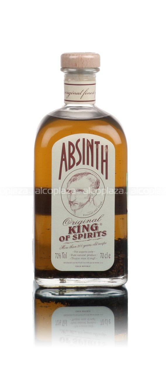 King of Spirits абсент Король Духов