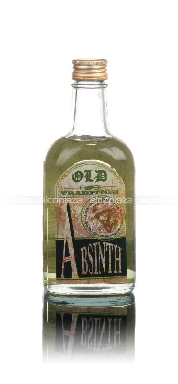 Old Tradition 350 ml абсент Олд Традишн 0.35 л