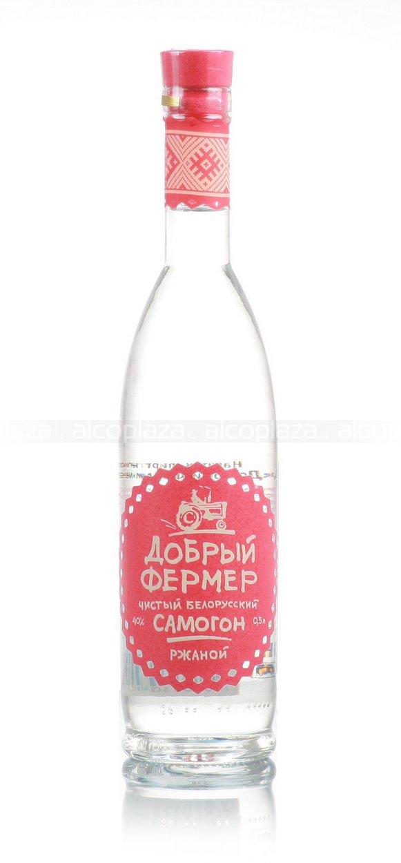 Водка Добрый Фермер Ржаной