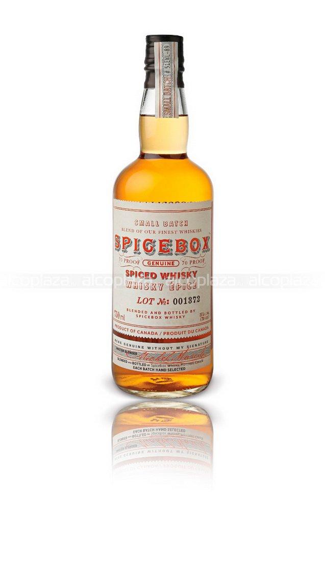 Spicebox 50 ml виски Спикебокс 0.05 л.
