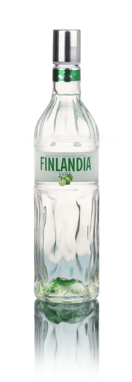 Finlandia Lime 700 ml Водка Финляндия Лайм 0.7 л
