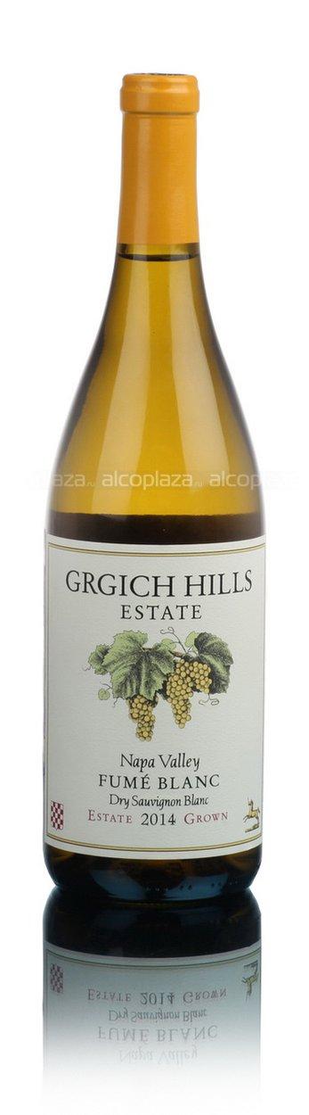 Grgich Hills Estate Fume Blanc 2014 американское вино Гргич Хиллс Эстейт Фюме Блан 2014г