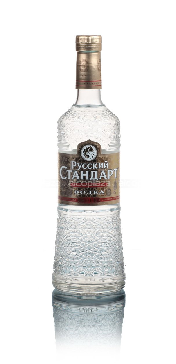 Russian Standard Водка Русский Стандарт Голд