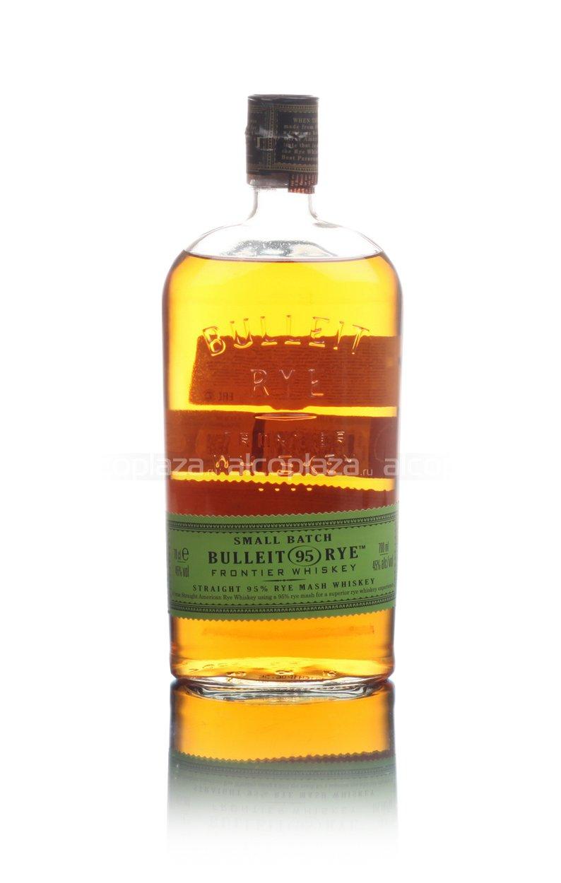 Американский виски Bulleit Rye Frontier виски Буллет Рай Фронтье