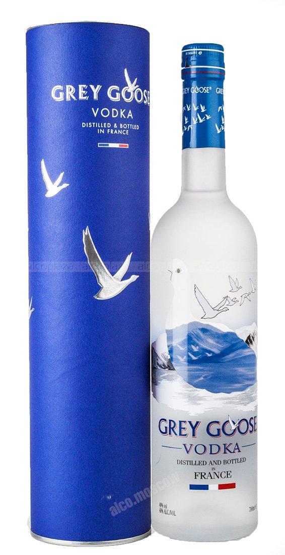 Vodka Grey Goose Водка Грей Гус