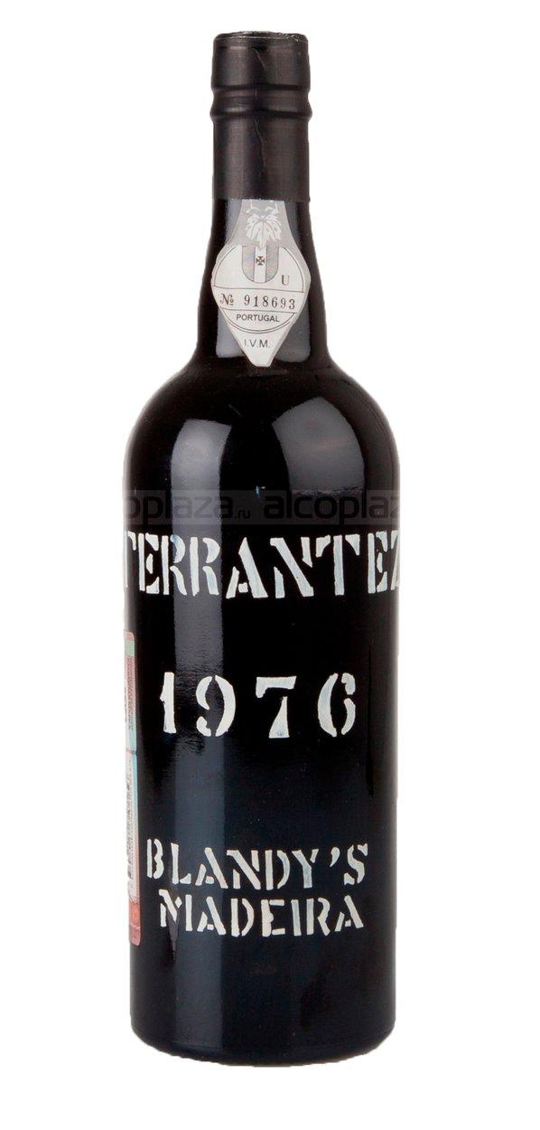 Blandys Terrantesh 1976 мадера Блэндис Террантеш 1976 года