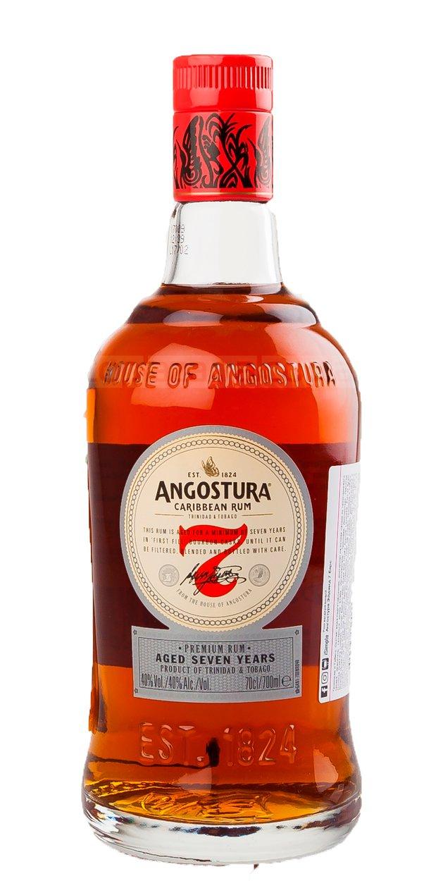 Angostura 7 years ром Ангостура 7 лет