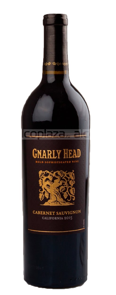 Gnarly Head Cabernet Sauvignon Американское вино Ноули Хэд Каберне Совиньон