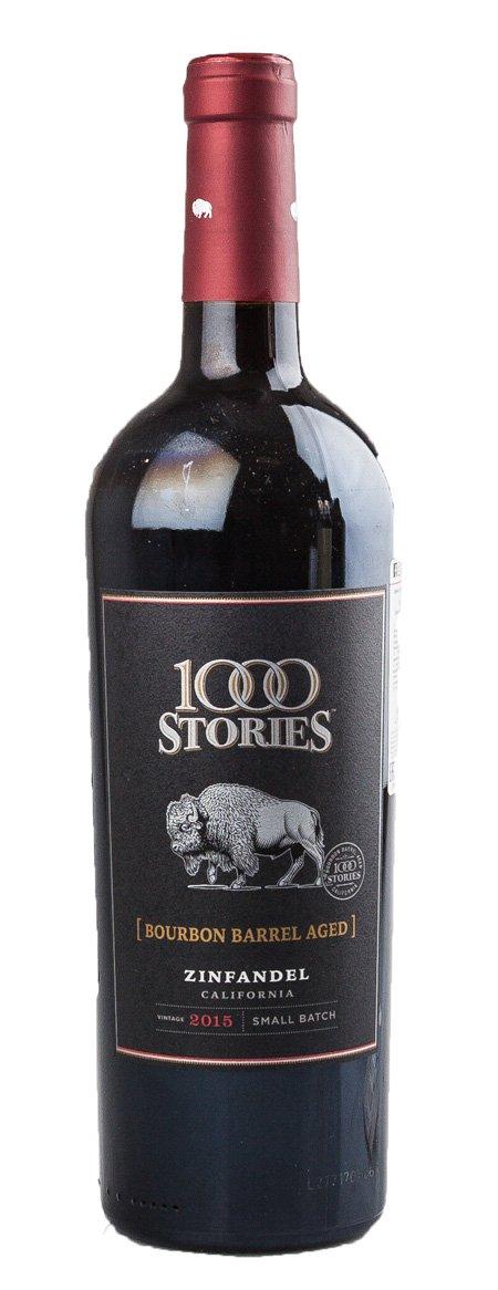 1000 Stories Zinfandel Американское вино 1000 Сториз Зинфандель