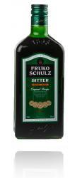 Настойка горькая Фруко Шульц Биттер  Fruko Schulz Bitter