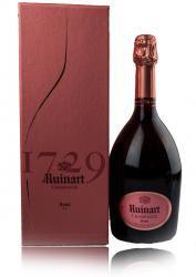 Dom Ruinart Rose Brut шампанское Дом Рюинар Розе Брют