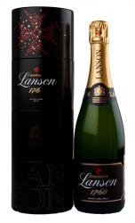 Lanson Black Label Brut Шампанское Лансон Блэк Лейбл Брют