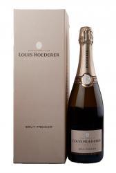 Brut Premier AOC gift box Deluxe Шампанское Луи Родерер Брют Премье Делюкс
