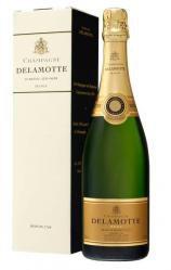 Шампанское Delamotte Blanc de Blancs шампанское Деламотт Блан де Блан
