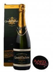 Canard-Duchene Authentic Brut шампанское Канар-Дюшен Аутентик Брют