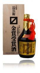Сакэ Голд Медал Дайгиндзё Осакая Тёбэй Sake Daiginjo Osakaya Chobei Gold Medal