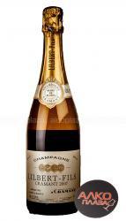 Lilbert&Fils Brut шампанское Лильбер&Фис Брют