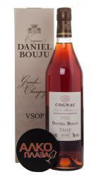 Daniel Bouju V.S.O.P. Grand Champagne gift box коньяк Даниель Бужу В.С.О.П. Гран Шампань