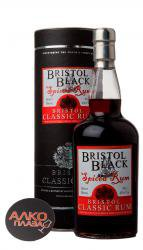 Bristol Black Spiced ром Блэк Спайсед