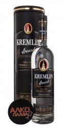 Kremlin Award 700 ml водка Кремлин Авард 0.7 л. в кожаной тубе
