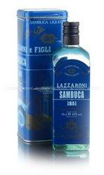 Sambuca Lazzaroni 0.7 самбука Лаццарони 0.7 л.