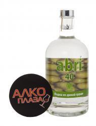 Водка Абри дикая груша 0.5 л.