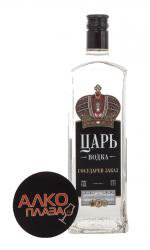 Водка Государев Заказ 0.5 л.