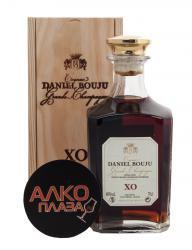 Daniel Bouju X.O. gift box коньяк Даниель Бужу ИКСО п/у