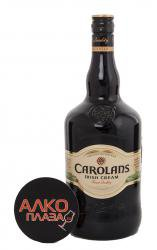 Carolans Irish Cream 1 l ликер Кэроланс Айриш Крим 1 л
