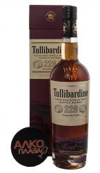 Tullibardine 228 виски Тулибардин 228