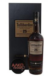 Tullibardine 25 years old - виски Туллибардин 25 лет 0.7 л