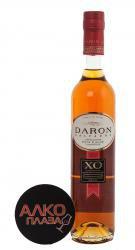 Daron Pays d`Auge XO 10 Years Old 0.5l кальвадос Дарон Пэй д`Ож ХО 10 лет 0.5 л.
