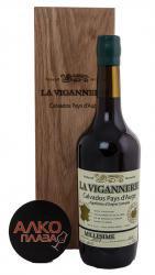 La Vigannerie 1969 0.7l Gift Box кальвадос Ла Виганери 1969 0.7 л. в п/у
