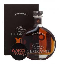 Baron Legrand XO арманьяк Барон Легран XO