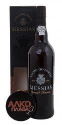 Messias Porto Special Reserve 0.75l Gift Box портвейн Мессиас Порто Спешл Резерв 0.75 л. в п/у