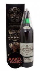 Российское вино Массандра Белый Кокур Десертный Сурож 1986