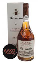 Delamain XO 0,7 коньяк Деламен ХО 0,7 л.