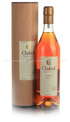 Chabot 1981 арманьяк Шабо 1981 года