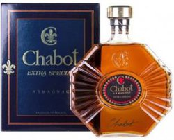 Chabot Extra Special 0.7l Gift Box арманьяк Шабо Экстра Спешл 0.7 л. в п/у