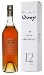 Darroze Bas-Armagnac Les Grands Assemblages 12 Ans d`Age арманьяк Дарроз Баз-Арманьяк Ле Гран Ассамбляж 12 Ан д`Аж