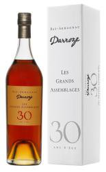 Darroze Bas-Armagnac Les Grands Assemblages 30 Ans d`Age арманьяк Дарроз Баз-Арманьяк Ле Гран Ассамбляж 30 Ан д`Аж
