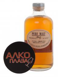 Nikka Pure Malt Black виски Никка Пью Молт Блэк