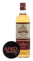 Mc Ivor 3 years 700 ml виски Мак Айвор 3 года 0.7 л