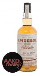 Spicebox 750 ml виски Спикебокс 0.75 л