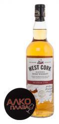 West Cork Bourbon Cask виски Вест Корк Бурбон Каск